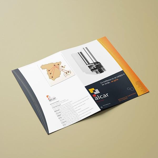 Carpeta Alcar - Impresión Badalona