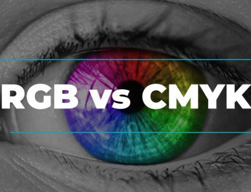 Diferencia entre RGB y CMYK, ¿Cuál usar en cada ocasión?