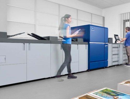 El proceso de impresión digital paso a paso