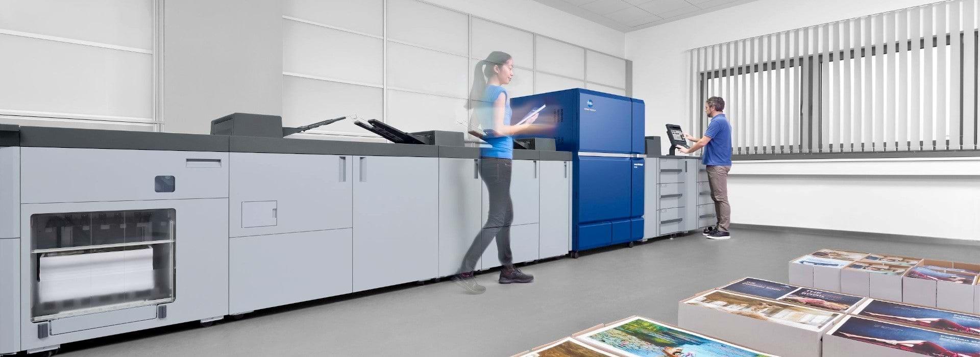 Imprenta digital - Impresión Badalona