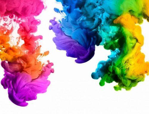 Tipos de tintas en impresoras digitales
